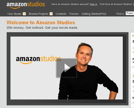 映画を製作して1億円を手に入れよう! (C)2010 Amazon Studios.