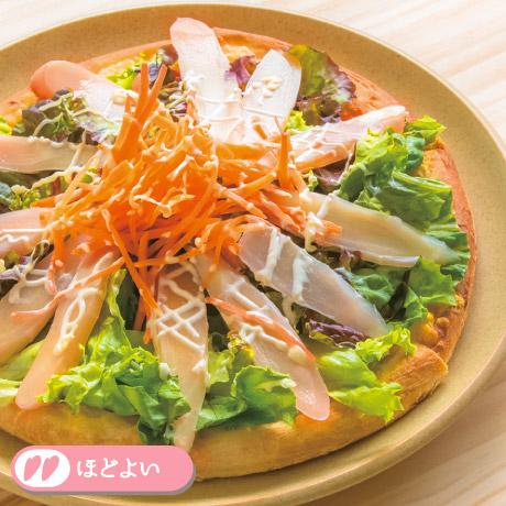 新生姜ピザ 800円